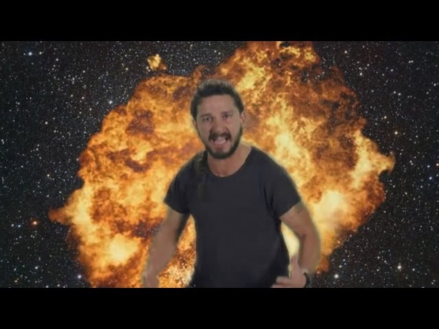Shia LaBeouf Just Do It Make Your Dreams Come True Ultimate Remix