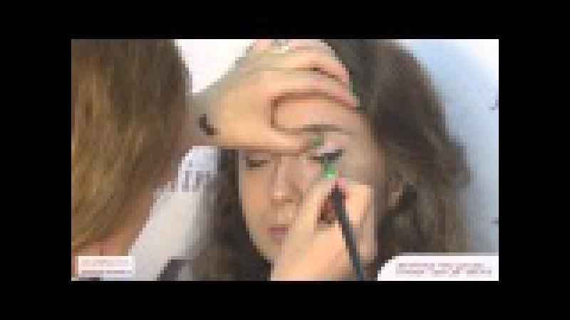 Коктейльный макияж от freshMinerals