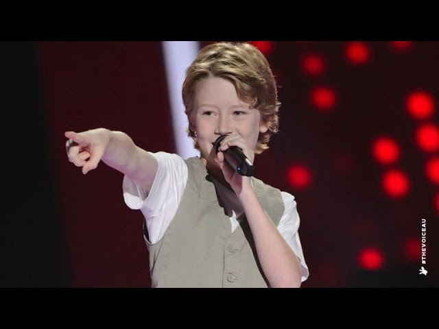 Ky Sings I Want You Back The Voice Kids Australia 2014