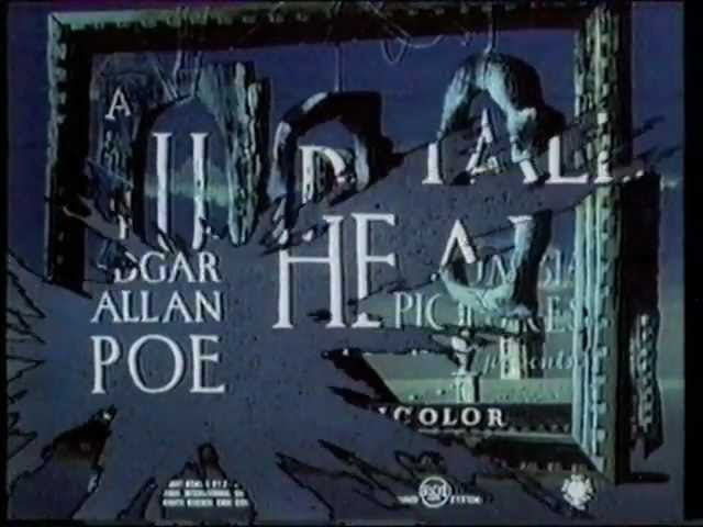 The Tell Tale Heart 1953 narrated by James Mason