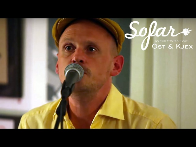 Ost Kjex The Bakers Daughter Sofar Oslo
