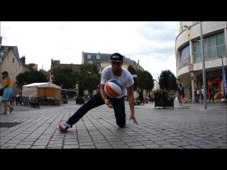 Spinboy Freestyle / Dance in Caen - Majid Jordan Make It Work - September 2016