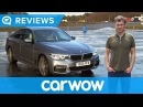 BMW 5 Series 2017 review Mat Watson Reviews