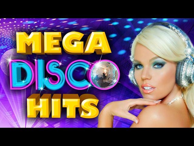 Mega Disco - 80s Best Disco Hits - Retro Megamix (Various Artists)