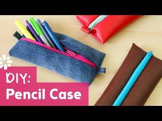 Back to School DIY Pencil Case   Sea Lemon