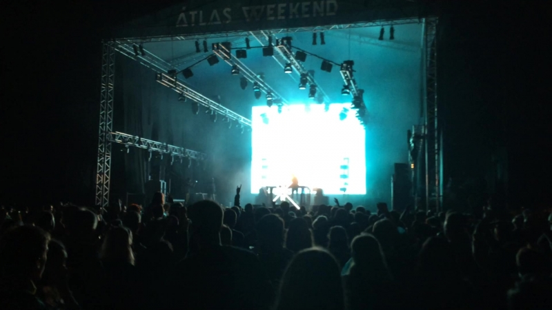SBCR (The Bloody Beetroots) live at Atlas (2016)
