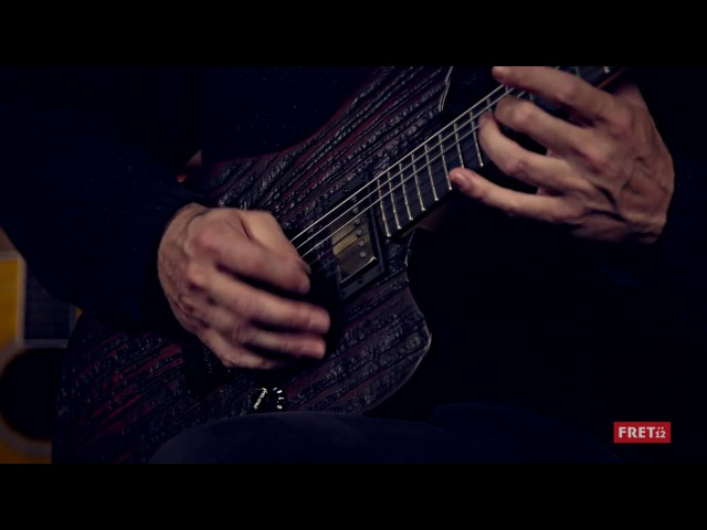 FRET12 Presents A Free Lesson from Slipknot's Jim Root Killpop Guitar World Exclusive