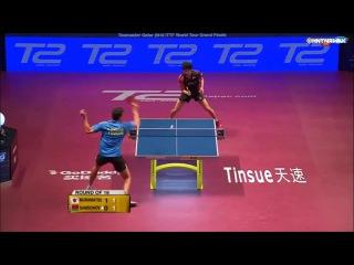 2016  vs Yuto Muramatsu,Vladimir Samsonov,ITTF World Tour Gran