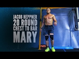 Jacob Heppner: Chest-to-Bar Mary