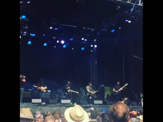 The maccabees - slow sun (acl festival, 02/10/15)