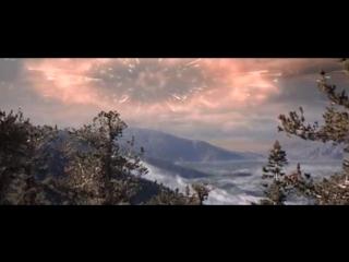 """Отрывок из фильма """"Столкновение с бездной"""" / финальная речь президента"""
