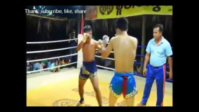 Myanmar Lethwei Burma martial art boxing Thwe Thit Win Hlaing Burmese vs Phar Mi Chai Thai 2016