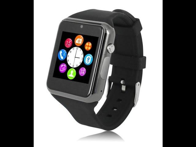 ZGPAX S79. Умные часы синхронизациясим