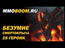 Безумие Смертокрыла 25 героик гайд-тактика от MMOBoom