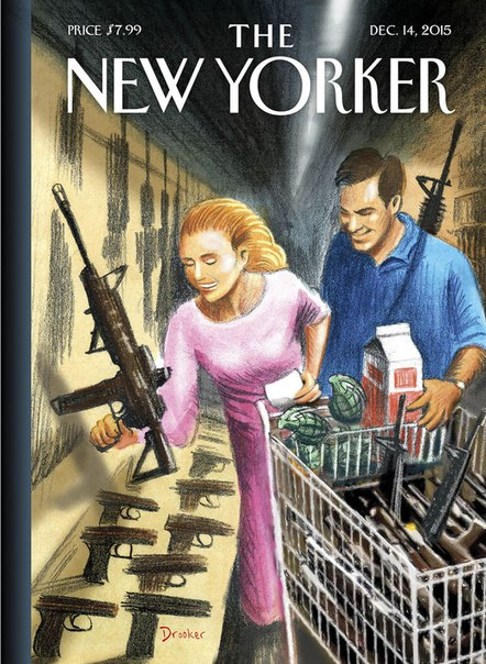 The New Yorker - December 14, 2015
