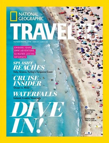 National Geographic Traveler - March 2016  USA vk.com