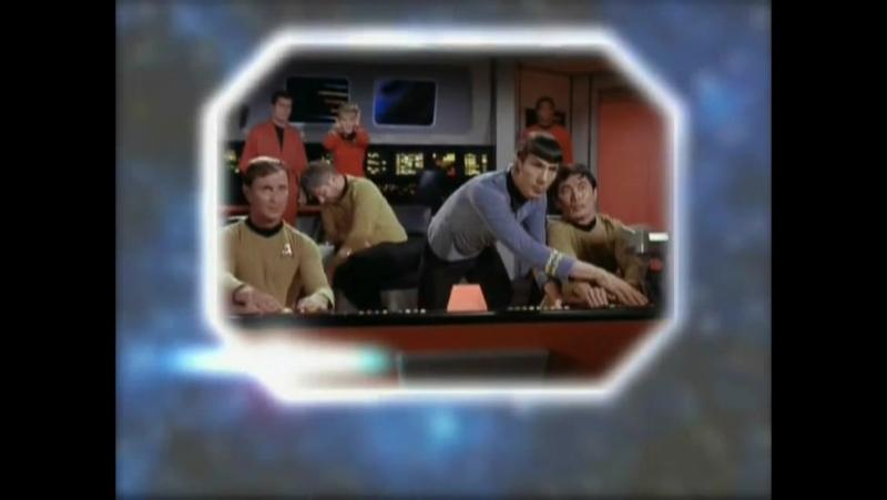 Звездный путь/Star Trek (1966 - 1969) DVD-трейлер