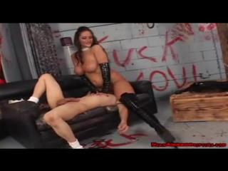 Carmella bing and slave #femdom #trampling #fetish #foot #cbt #smother #ballbusting #footjob