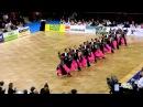 Vera Tiumen Russia IDSF EUROPEAN FORMATION CHAMPIONSHIPS 2010