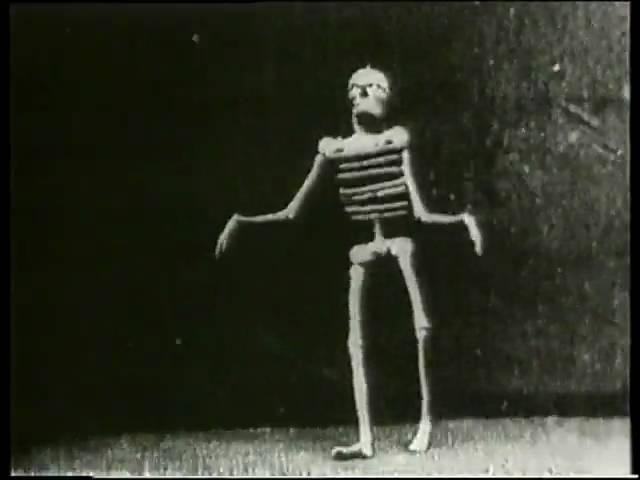 Le Squelette joyeux