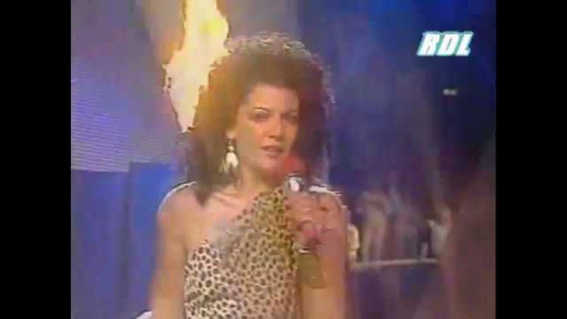 Comanchero Live Peter's Pop Show '85 Raggio di Luna