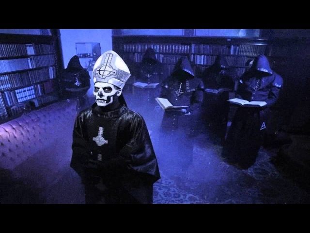 Ghost Crucified Army of Lovers Cover