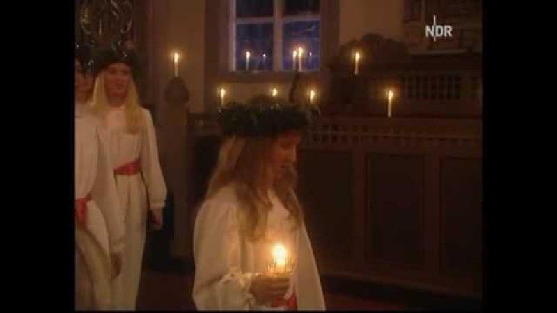 Christmas Santa Lucia Sweden