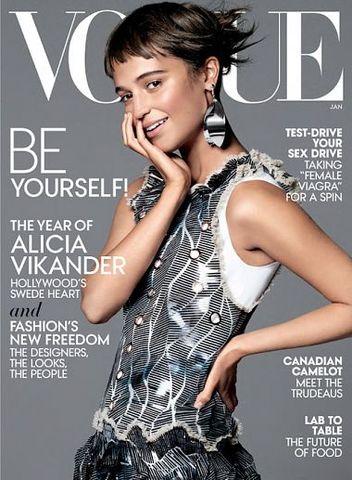 Vogue USA – January 2016