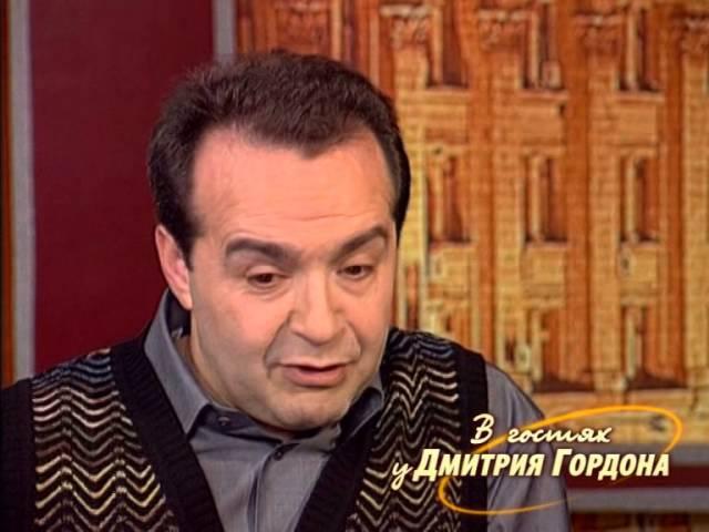 Виктор Шендерович В гостях у Дмитрия Гордона 2 3 2007