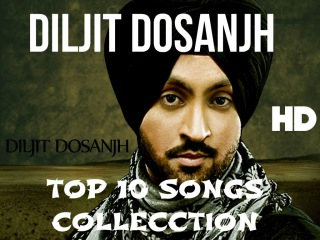 Diljit Dosanjh Greatest Hits Collection   Superhit Punjabi Songs Collection 2015