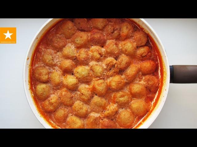 Тефтели без мяса обыкновенное чудо от Мармеладной Лисицы Meatless Meatballs Recipe