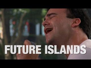 WATCH Future Islands Live Performance of  Vireo's Eye