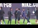 Neymar inventa una filigrana que ninguno de sus compañeros podrá imitar
