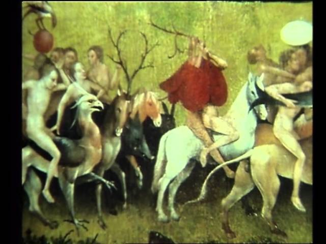 BBC Великие мастера Загадки Иеронима Босха