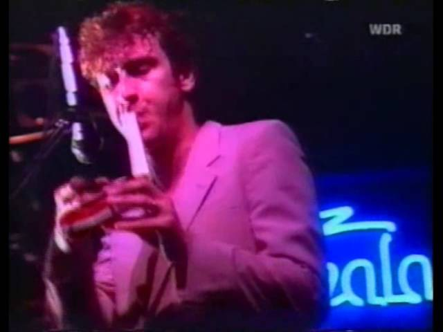 Gang of Four I Will Be a Good Boy Live on Rockpalast 1983 6 21