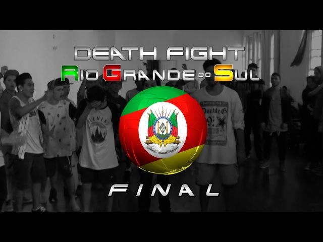 Kinhos Oliveira X Victor Cardoso - Final - DeathFight: Rio Grande do Sul