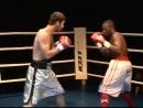 2009 10 24 Khetag Kozaev vs Mada Maugo vacant WBC Youth Super Middleweight Title