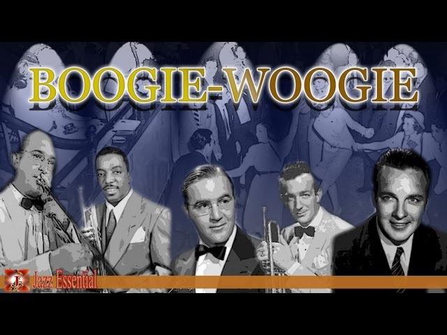 Boogie Woogie: Tommy Dorsey Bob Crosby Harry James Jazz Music