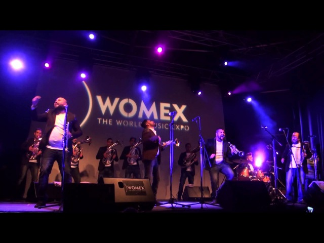 Dzambo Agusev Orchestra Let's go Womex 2014