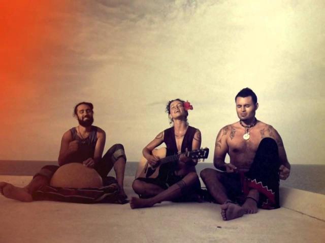Thankyou Very Much Leah Song with Matiu Te Huki and Biko Casini