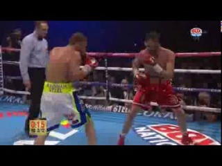 Billy Joe Saunders vs Andy Lee