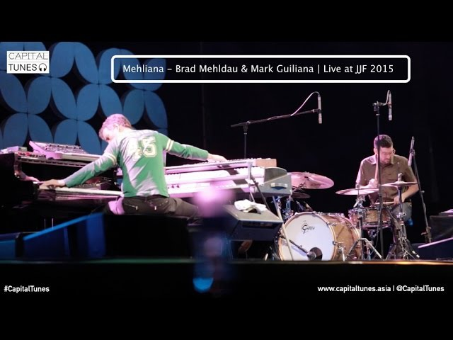 Mehliana - Brad Mehldau Mark Guiliana / Live at JJF 2015 / Capital Tunes 31