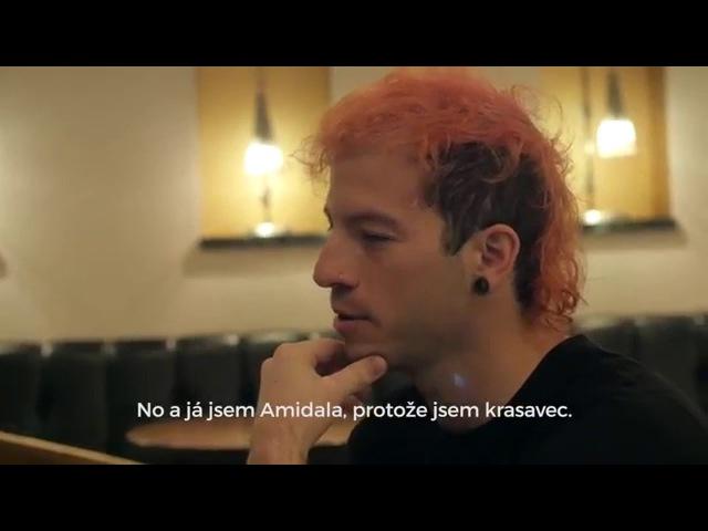Josh z Twenty One Pilots Z nás dvou jsem Amidala já