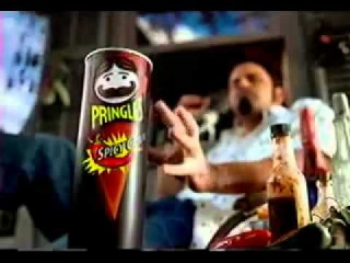 Лучшие Рекламные Ролики  Реклама Pringles(2001)