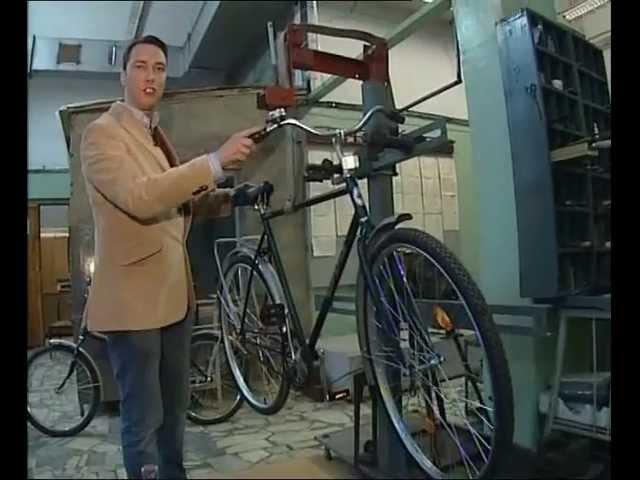 Как делают велосипеды SURA в г Пенза ЗИФ