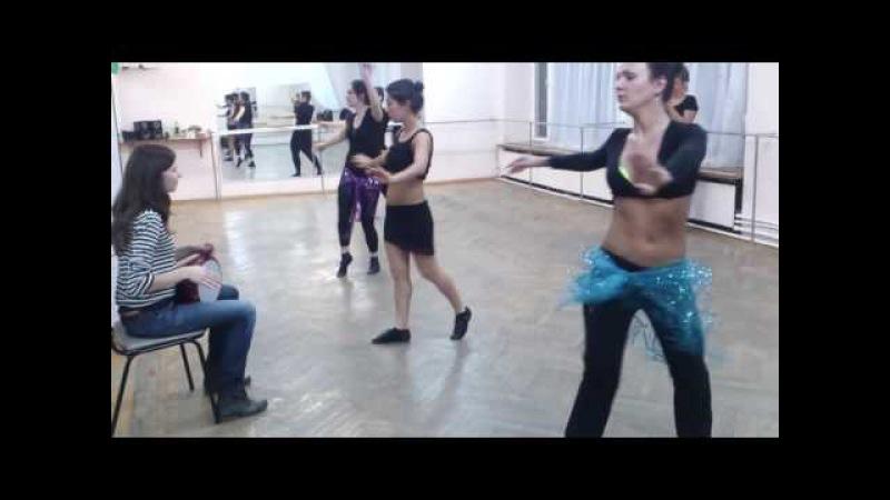 Школа восточных танцев KrisStyle Кристины Гумаровой
