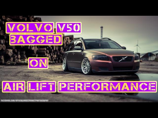 Swedishmetal Volvo V50 Air Lift Performance