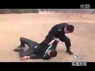 Chinese Police Self Defense (Incredible Techniques)