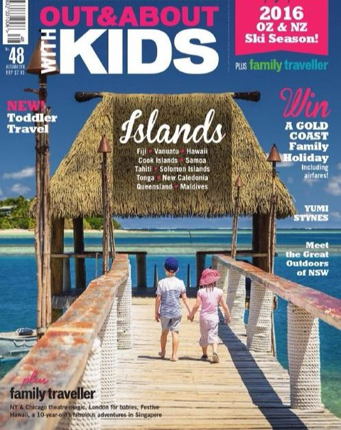 Out About with Kids Autumn 2016