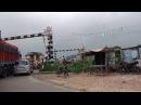 Kaniya railways crossing